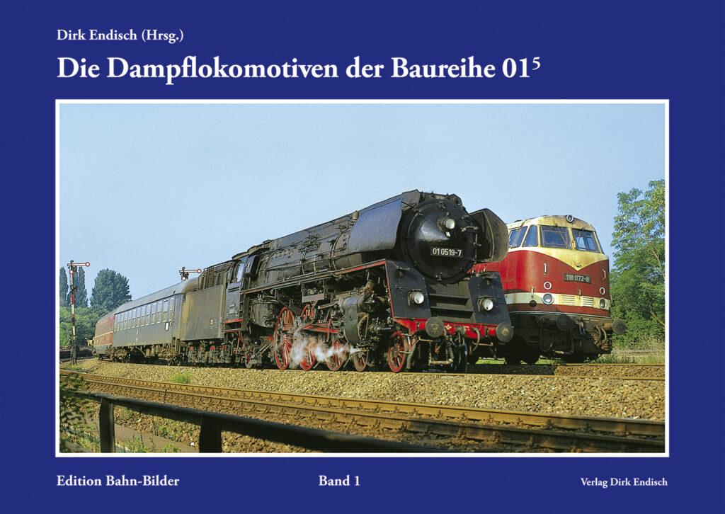 Die Dampflokomotiven der Baureihe 01.5