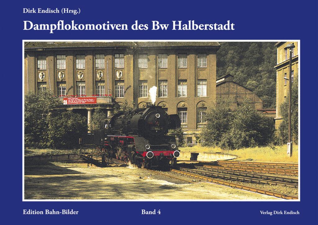 Dampflokomotiven des Bw Halberstadt
