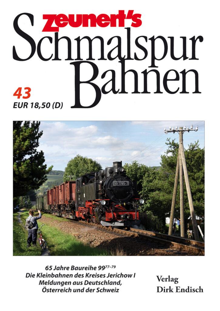 Zeunert's Schmalspurbahnen, Band 43