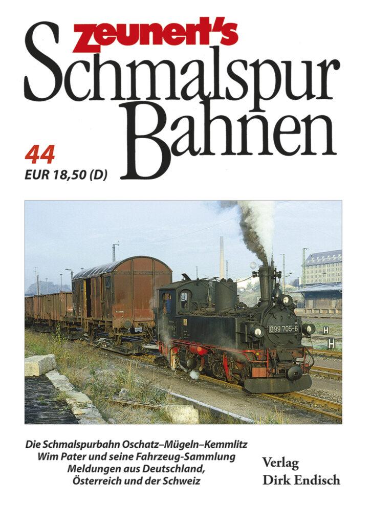Zeunert's Schmalspurbahnen, Band 44