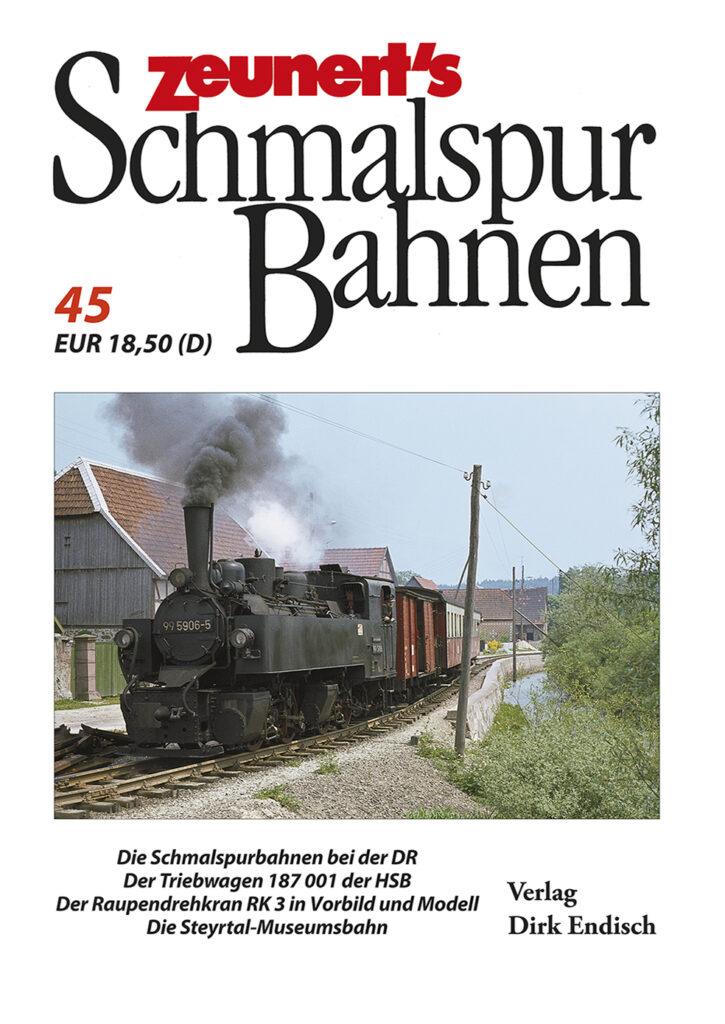 Zeunert's Schmalspurbahnen, Band 45