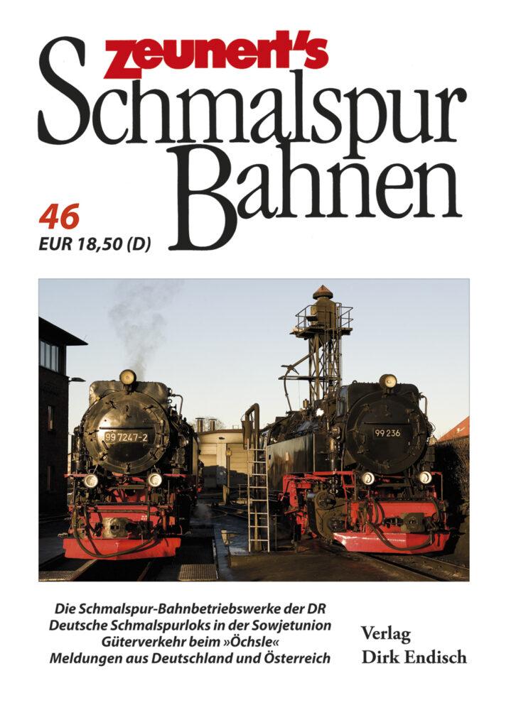 Zeunert's Schmalspurbahnen, Band 46
