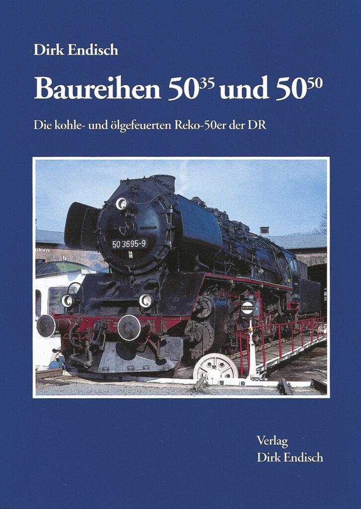 Baureihe 50.35 und 50.50