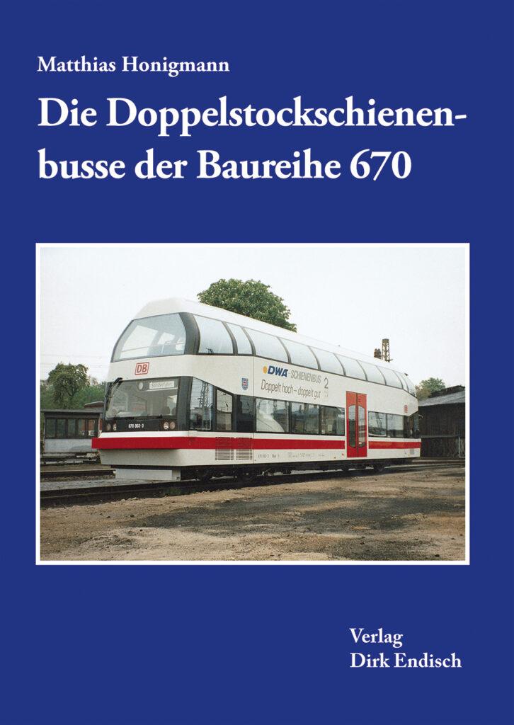 Doppelstockschienenbusse der Baureihe 670