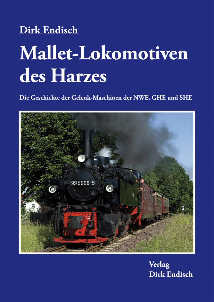 Mallet-Lokomotiven des Harzes