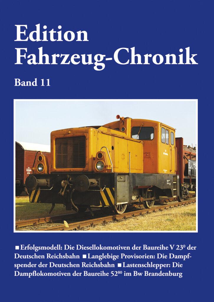 Fahrzeug-Chronik Band 11