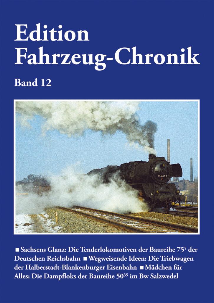 Fahrzeug-Chronik Band 12
