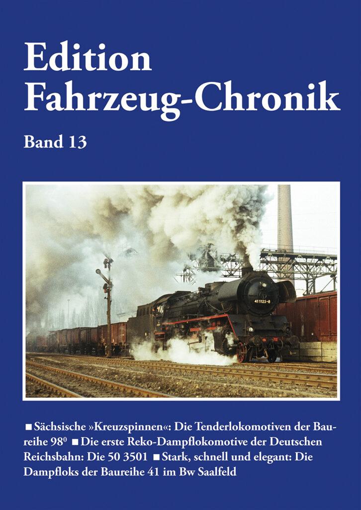Fahrzeug-Chronik Band 13