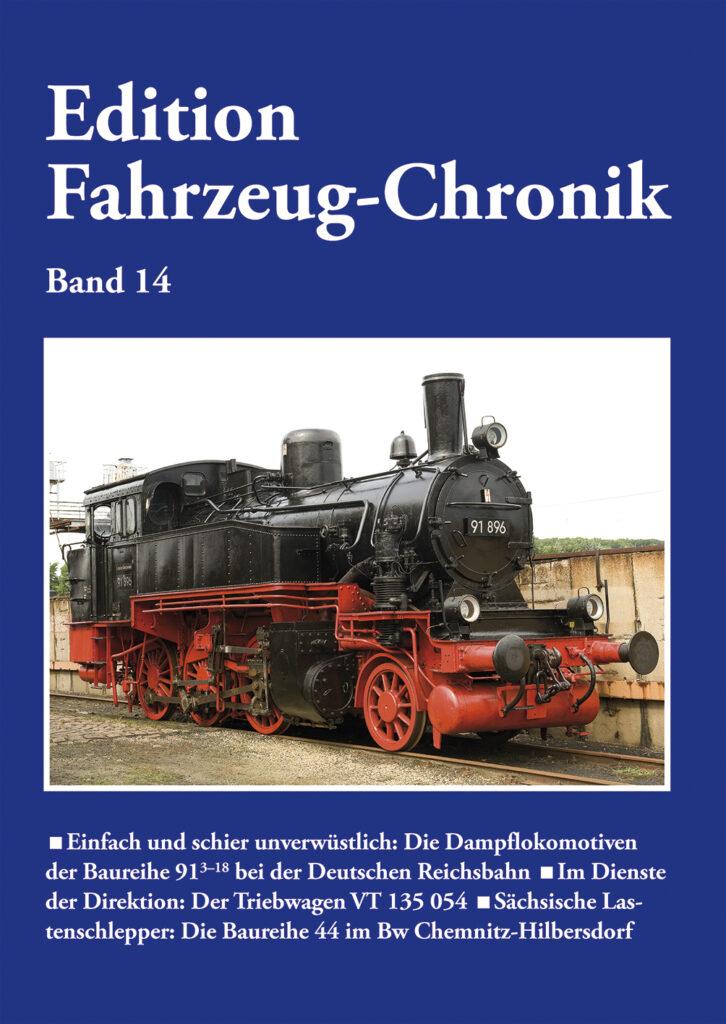 Fahrzeug-Chronik Band 14