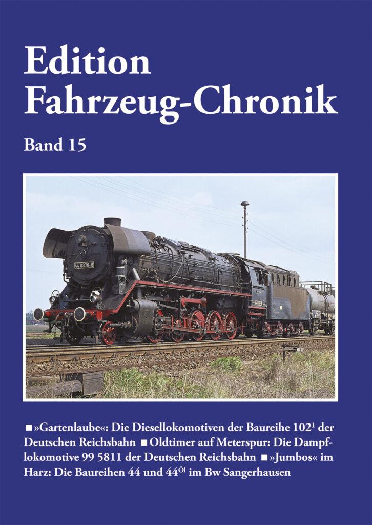 Fahrzeug-Chronik Band 15