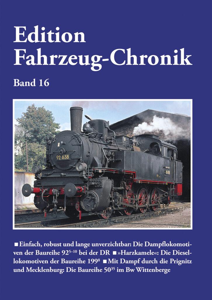 Fahrzeug-Chronik Band 16