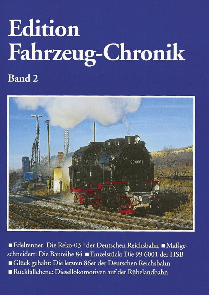 Fahrzeug-Chronik Band 2