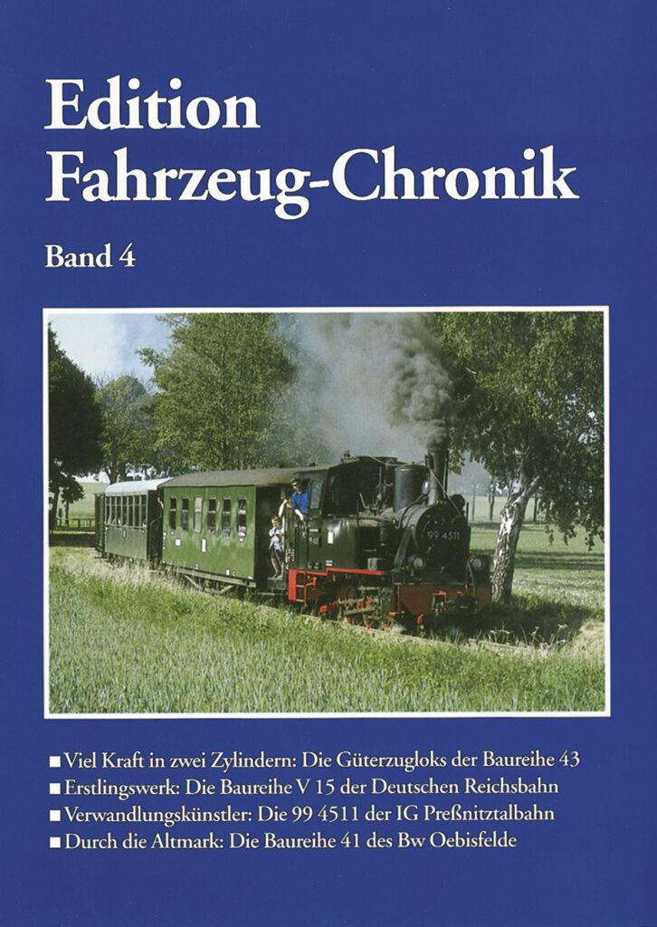 Fahrzeug-Chronik Band 4