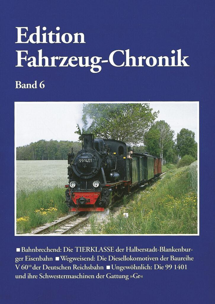 Fahrzeug-Chronik Band 6