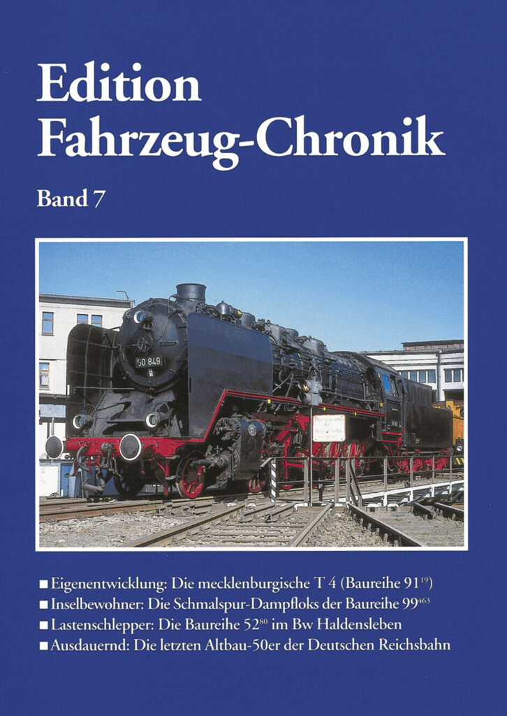 Fahrzeug-Chronik Band 7