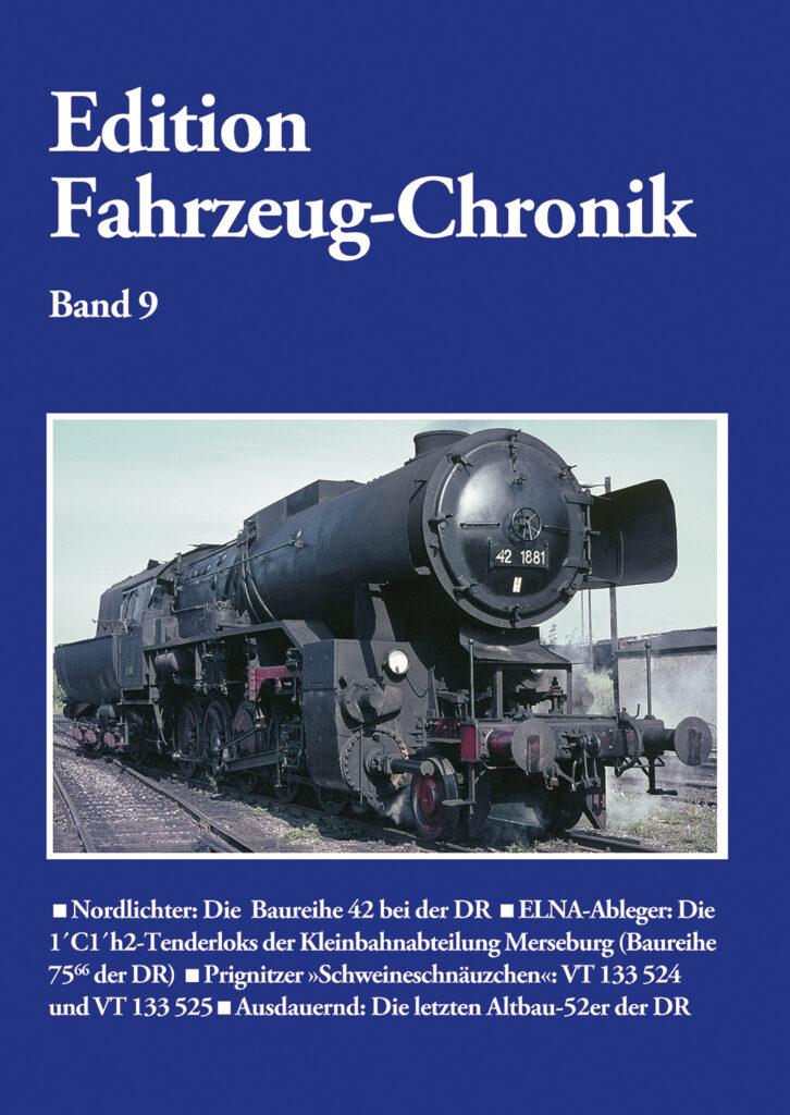 Fahrzeug-Chronik Band 9