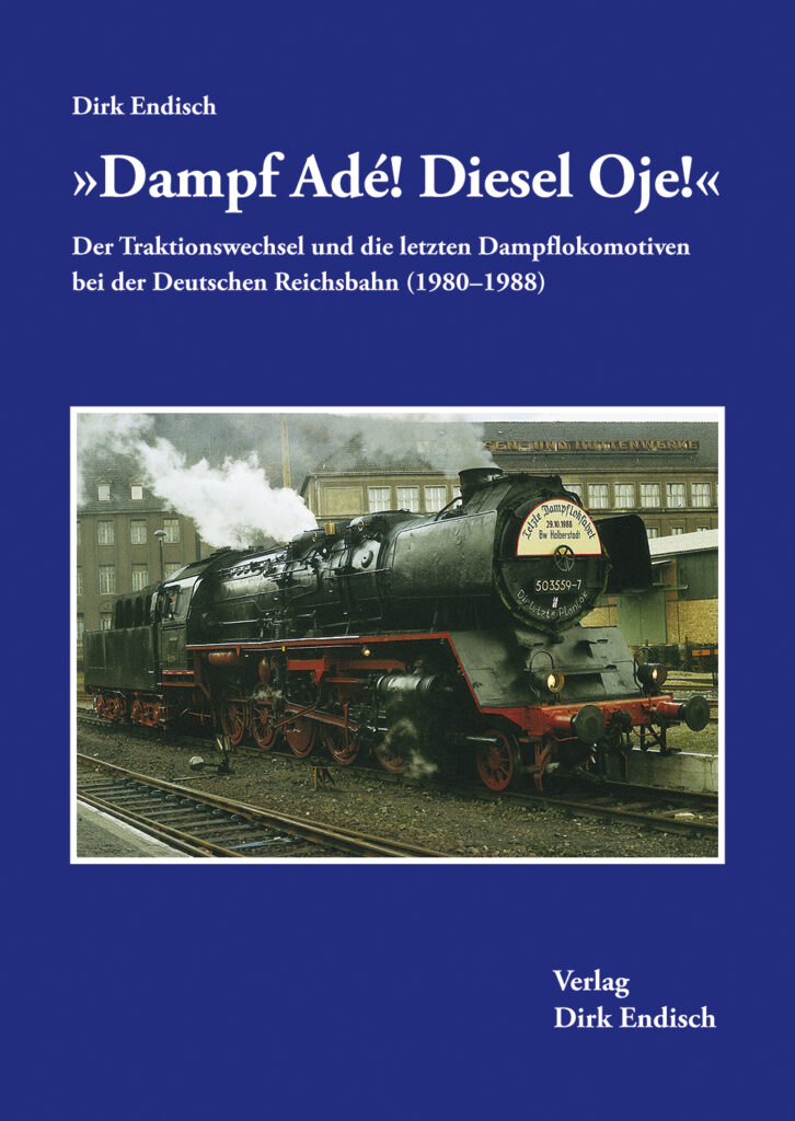 """Dampf Ade! Diesel Oje!"