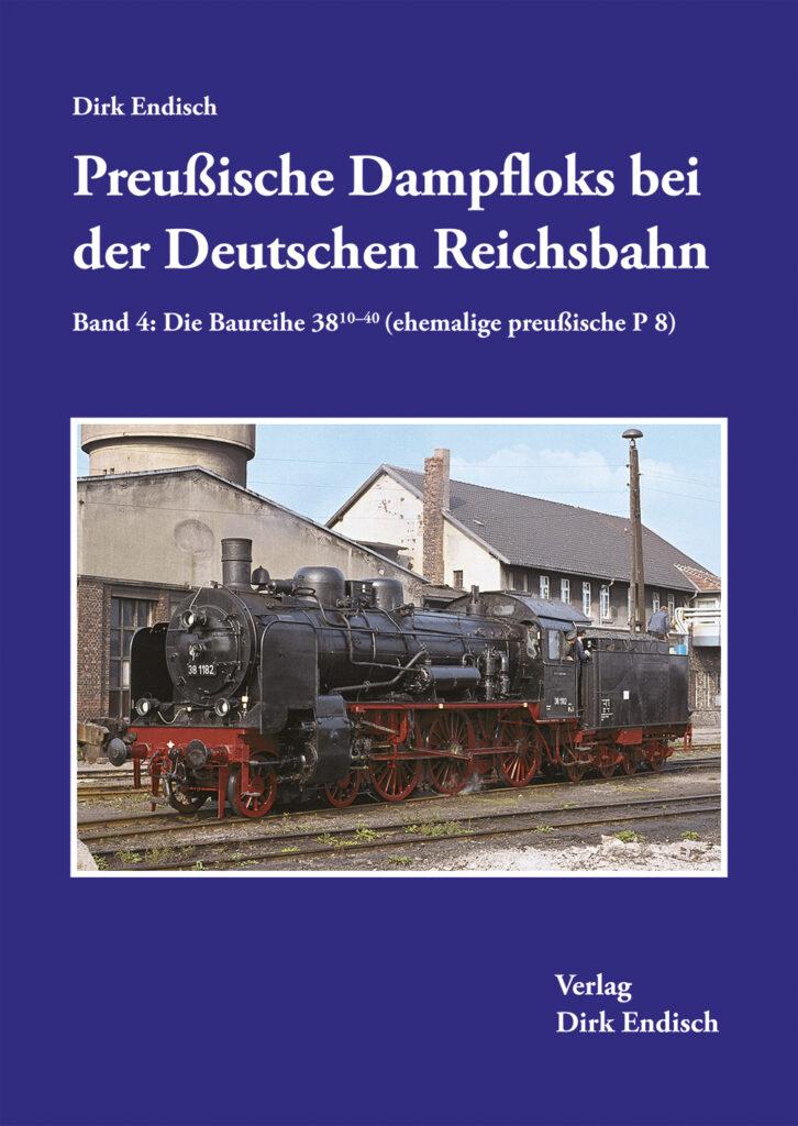 Preußische Dampfloks bei der DR